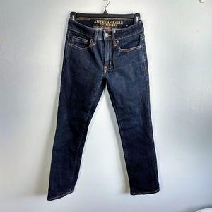 3/$30 EUC American Eagle Slim Straight Boys Jeans